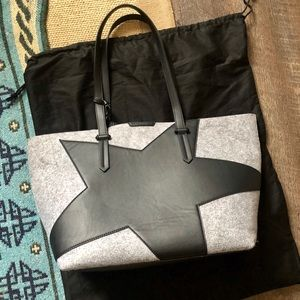 ⚡️Like New⚡️ Kendall + Kylie Izzy Star Tote